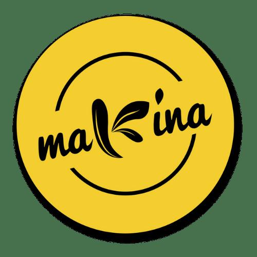 makina cafe food truck logo