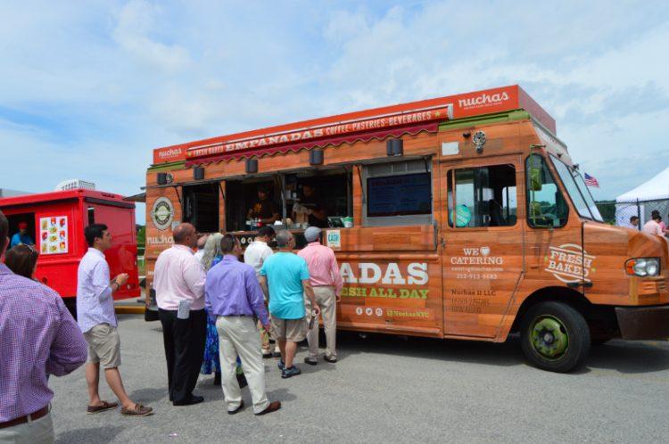 Shark Tank Nuchas Empanadas Food Truck