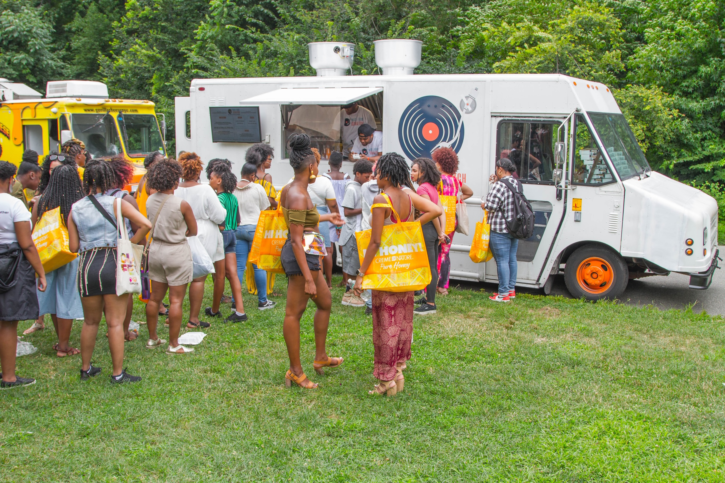 Soul food catering food truck New York
