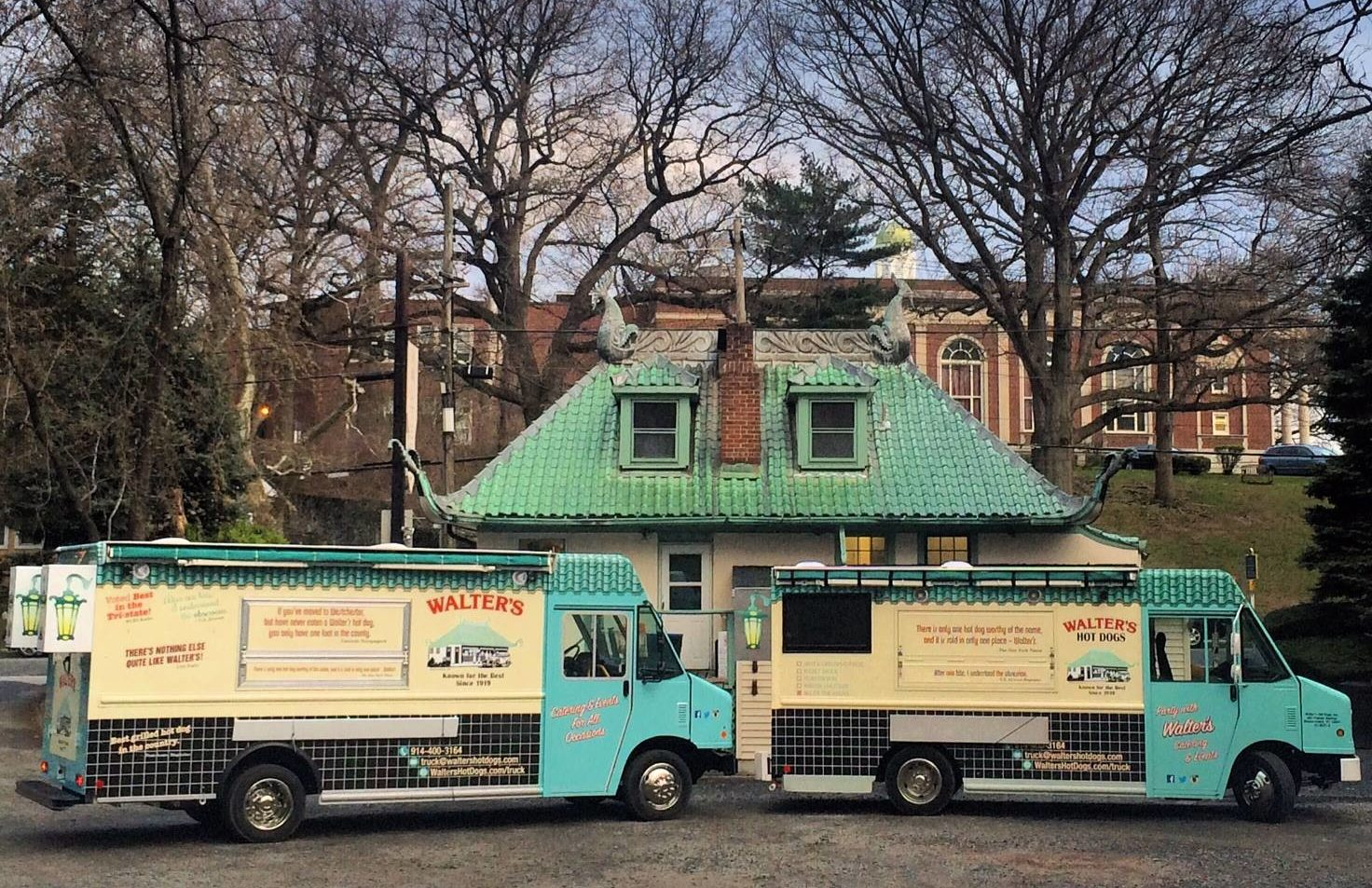 walters hot dogs food trucks new york
