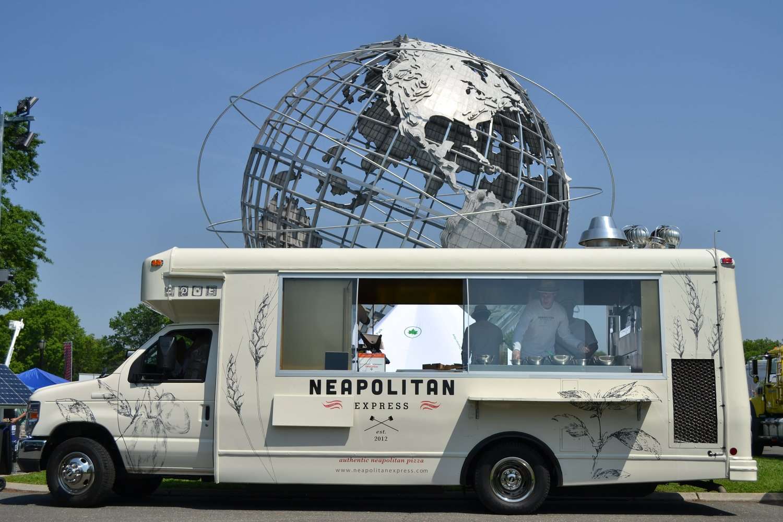 Neopolitan express food truck