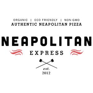 Neopolitan express logo