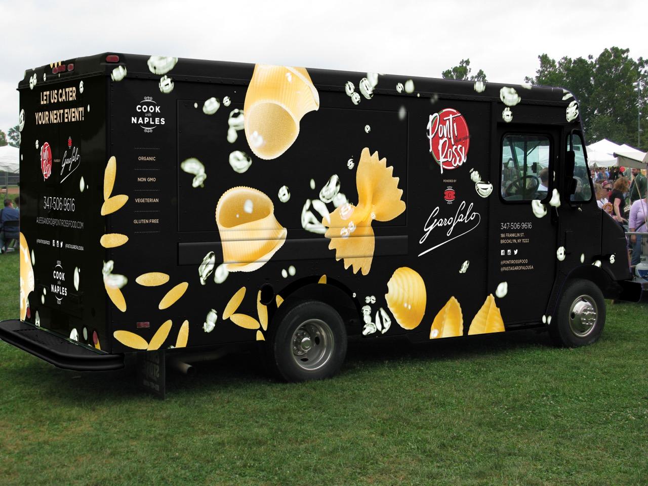 Ponti Rossi Food Truck
