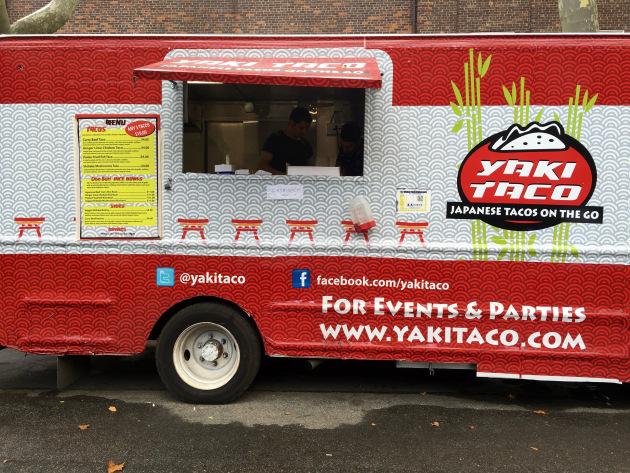 Yaki Taco Food Truck