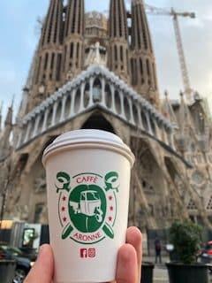 Caffe Aronne Coffee Catering