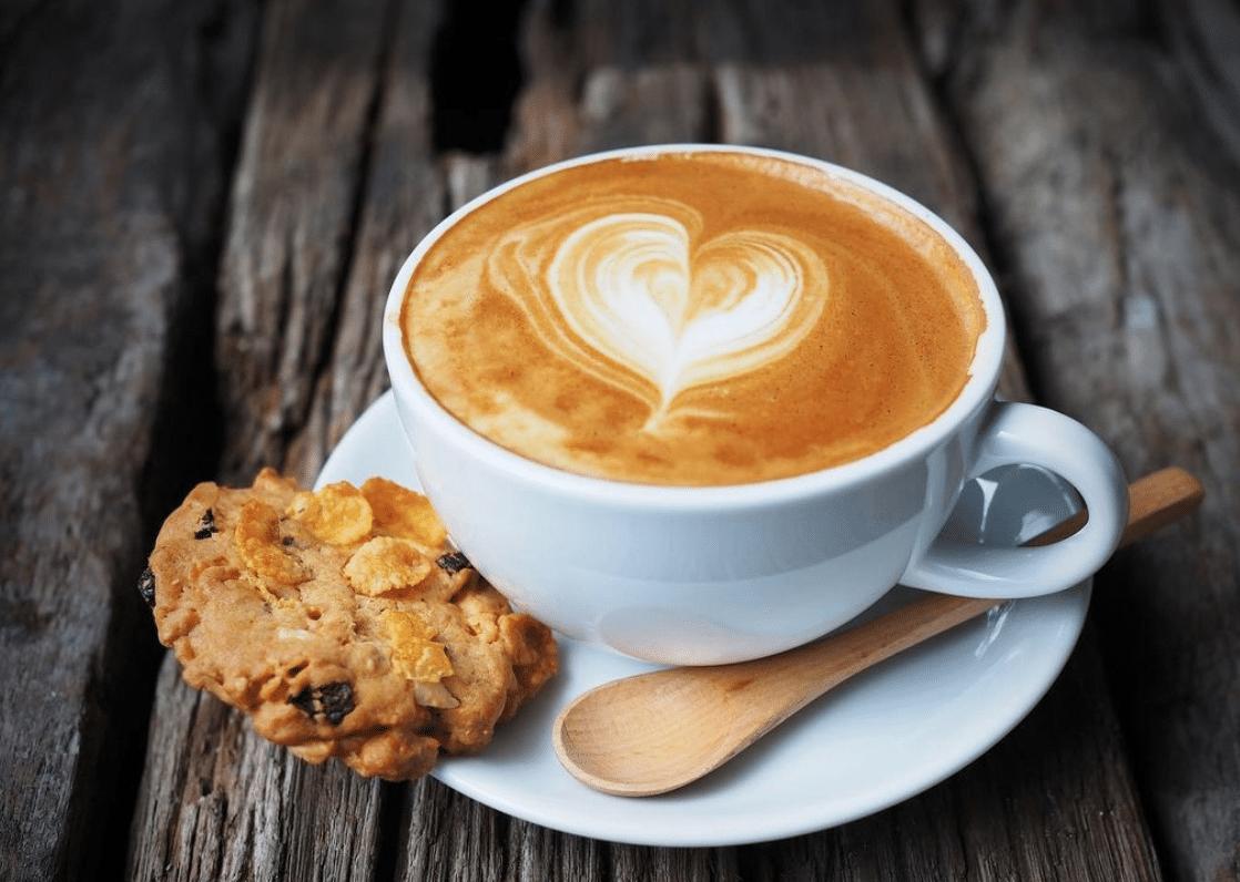 Caffe Aronne Latte