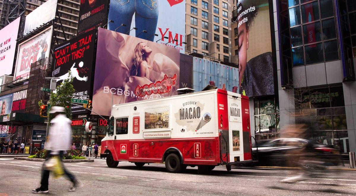 Marketing Food Trucks in NYC