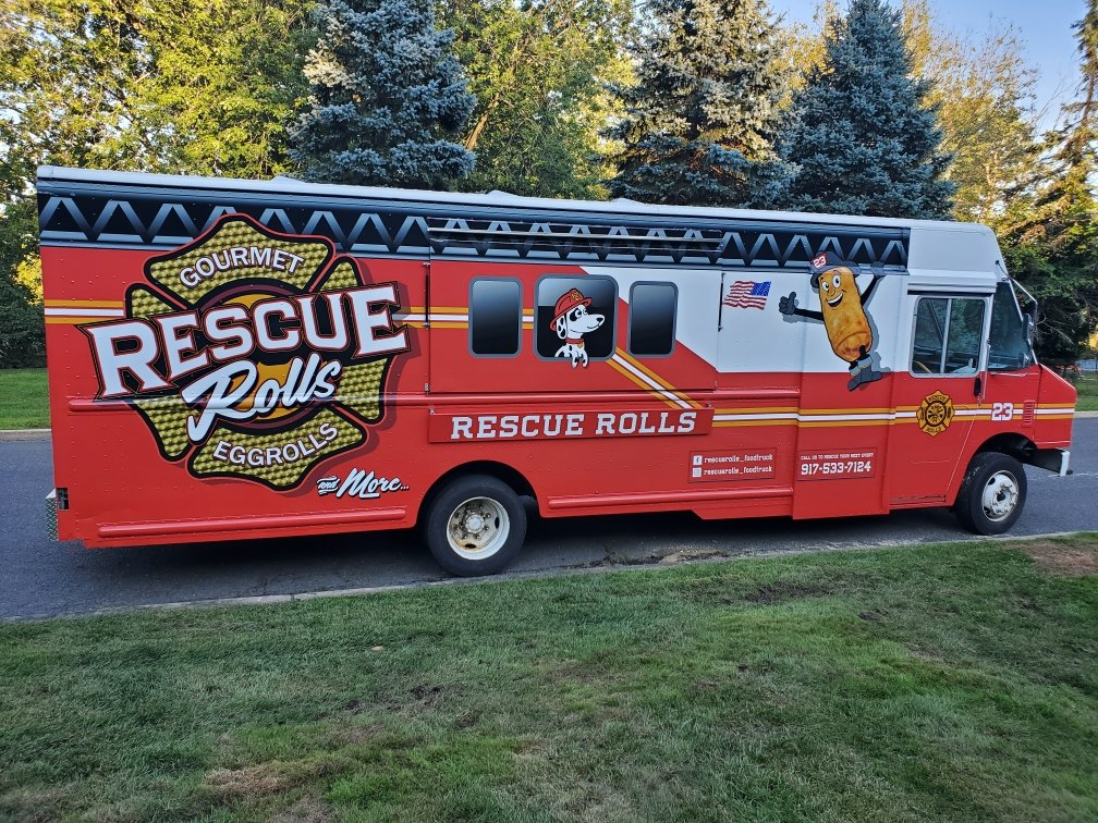 Rescue Rolls Catering