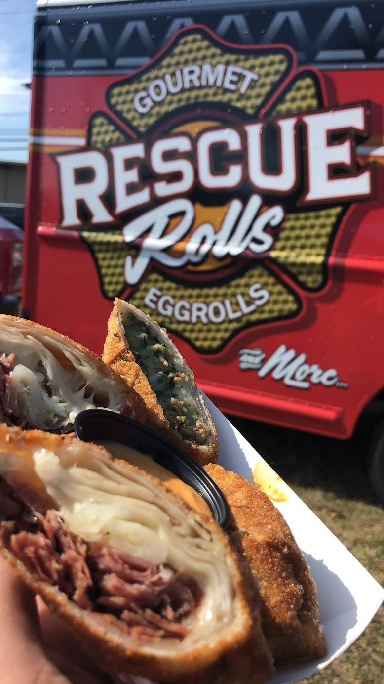 Rescue Rolls Egg Roll Catering NYC