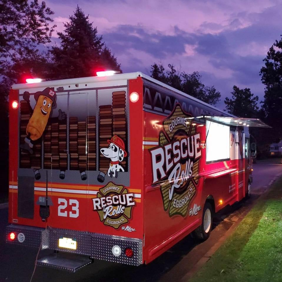 Rescue Rolls Food Truck