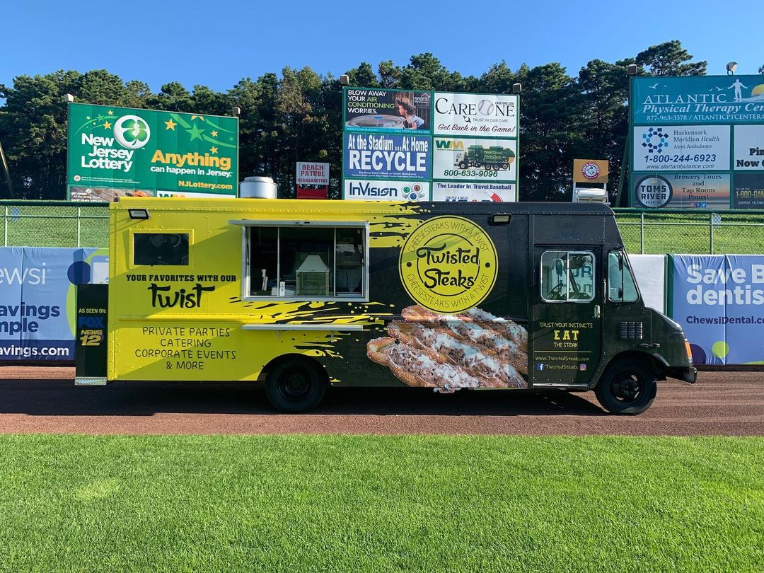 Twisted Steaks Food Truck Catering