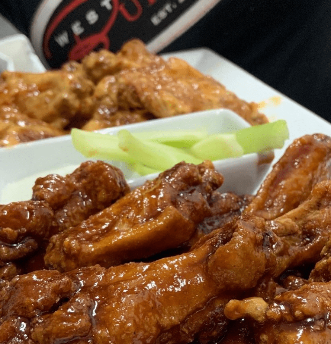 Westchester Burger Co Chicken Wings