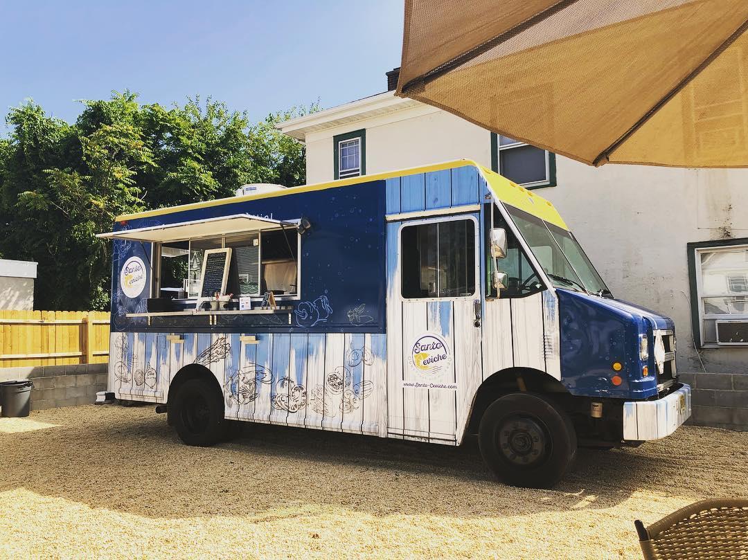 Santo Ceviche Latin American Food Truck