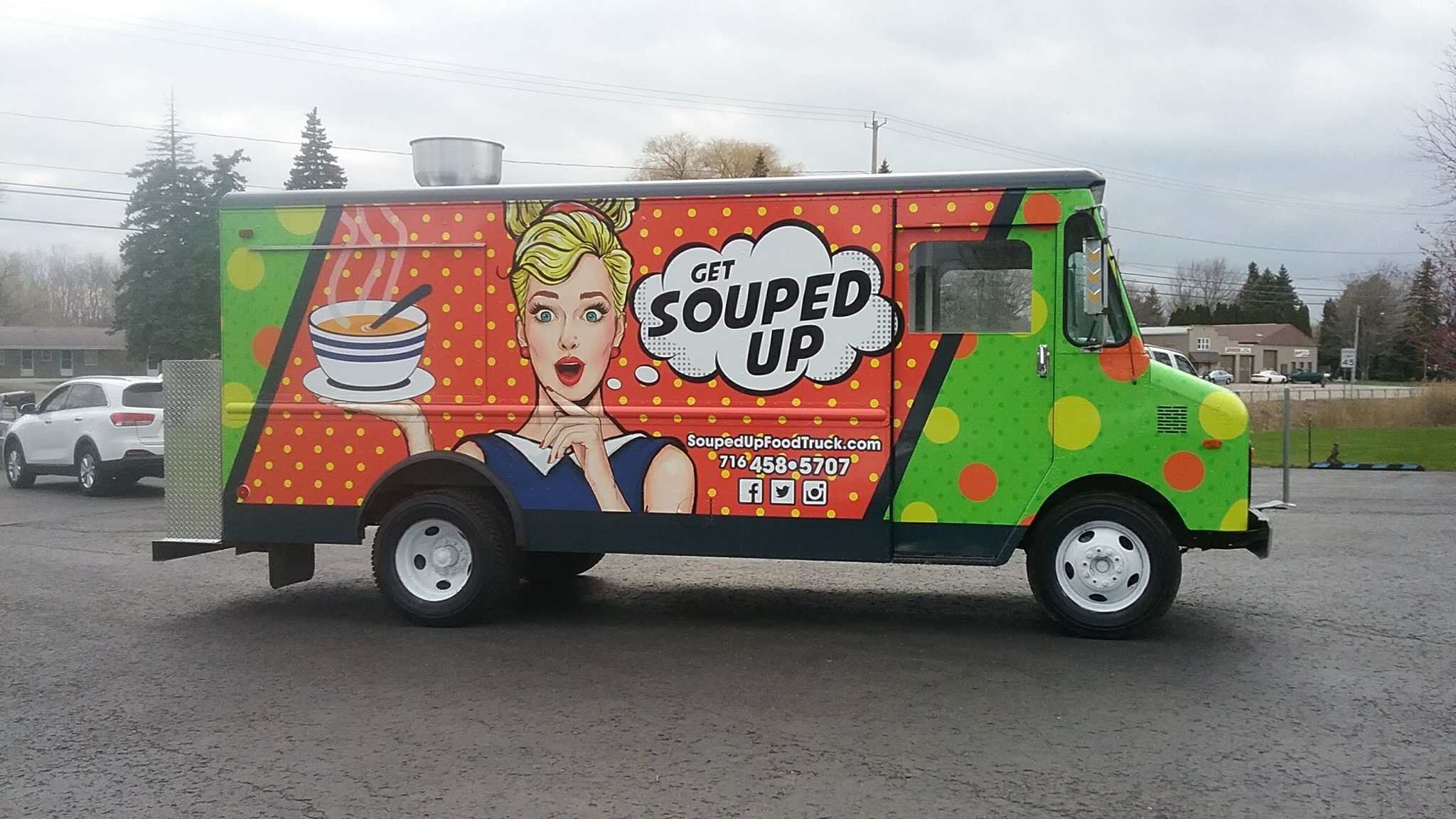Souped Up Food Truck