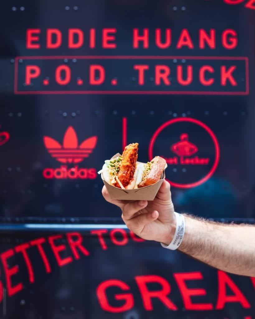 Adidas x Footlocker Branded Truck
