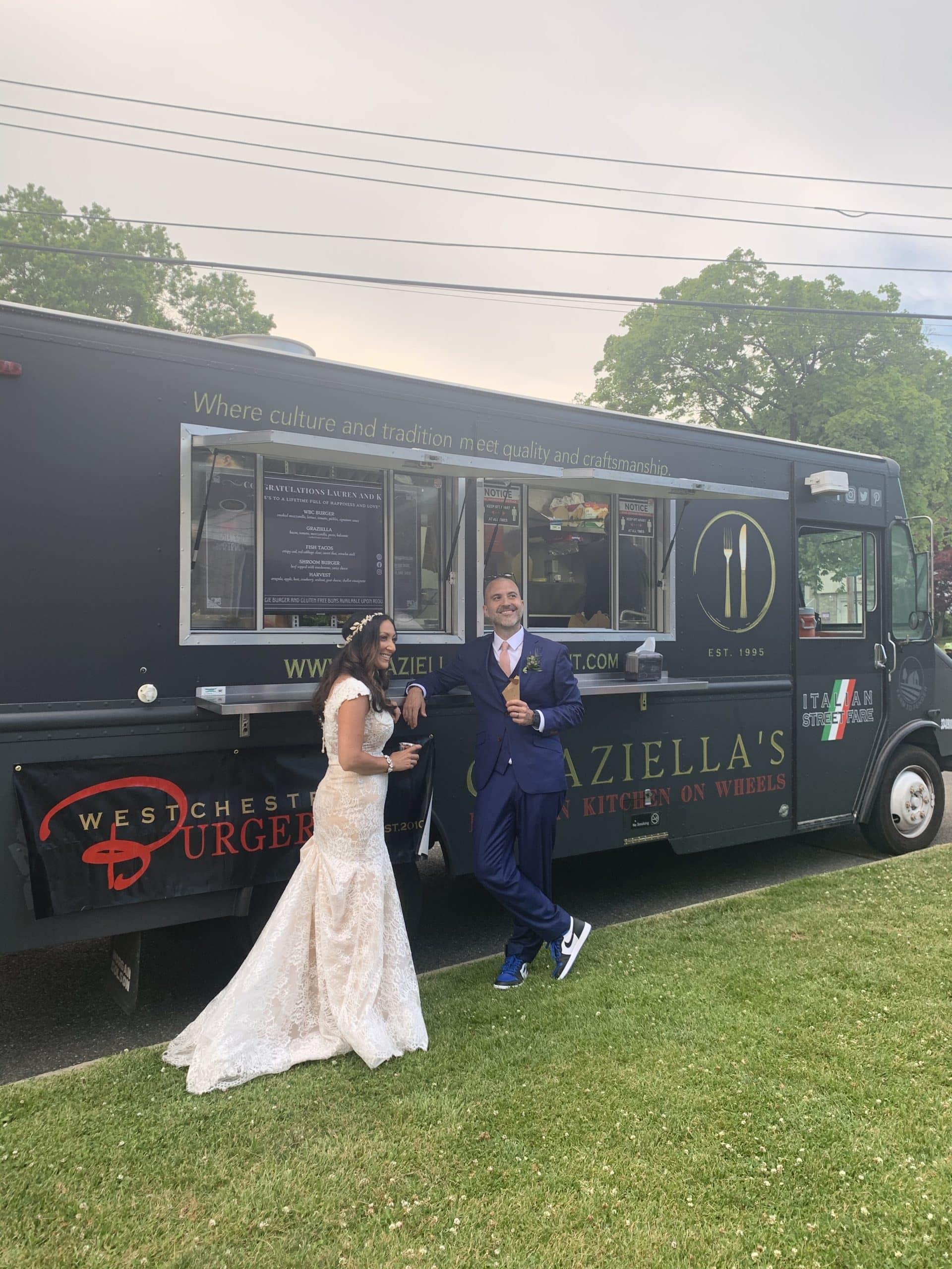 Graziella's Food Truck Catering