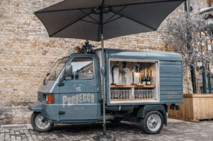 Mobile Bar Wedding Catering