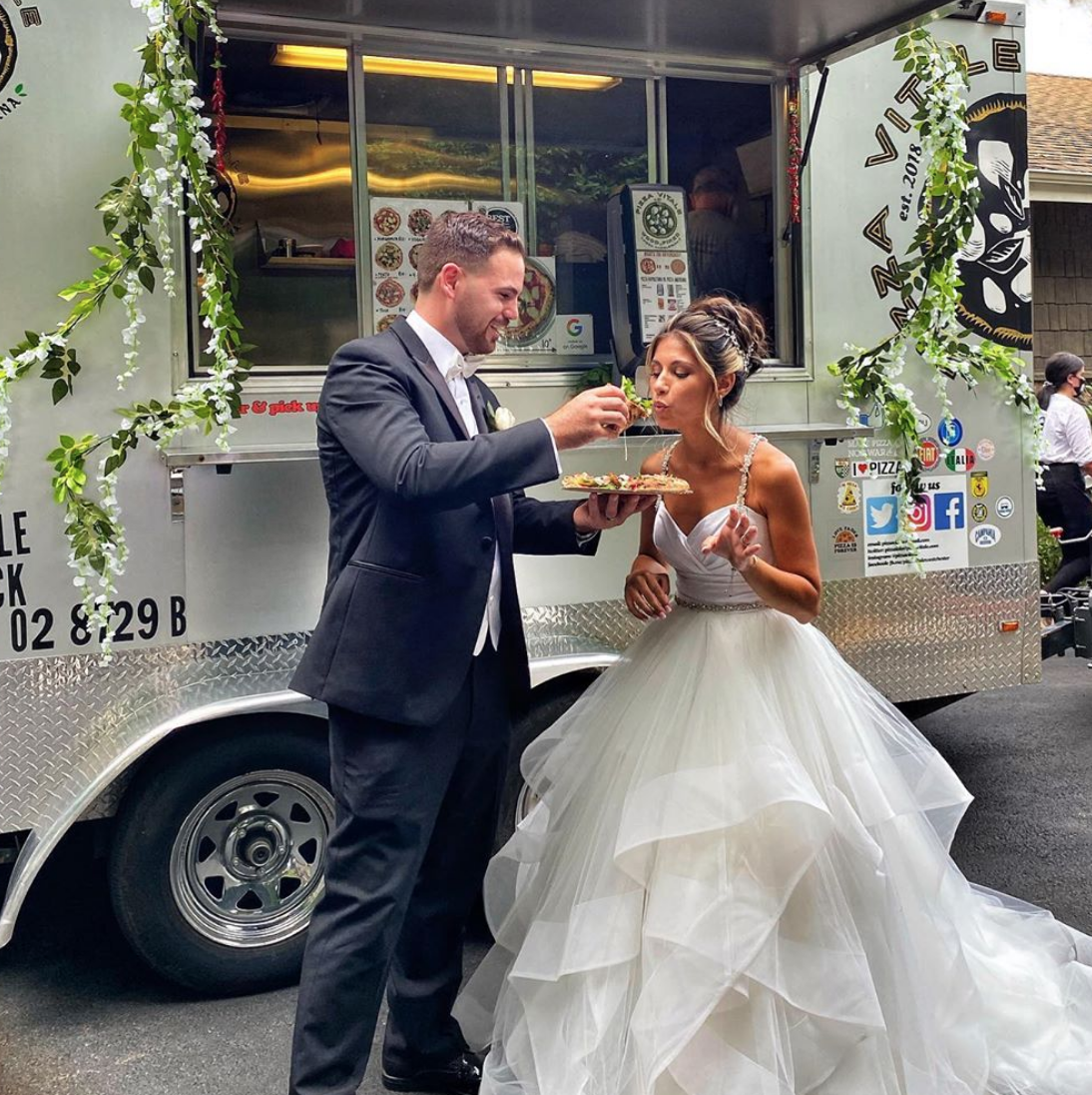 Best Pizza Truck for Wedding