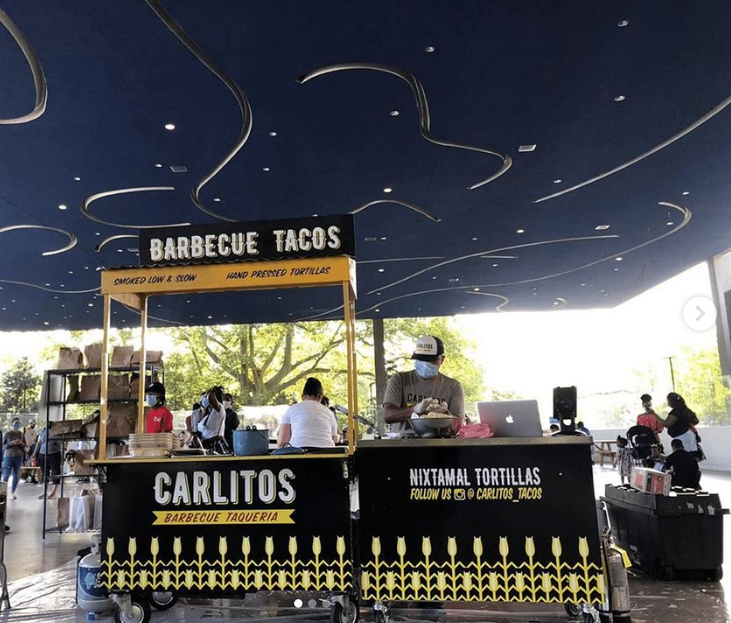Carlitos Tacos Cart