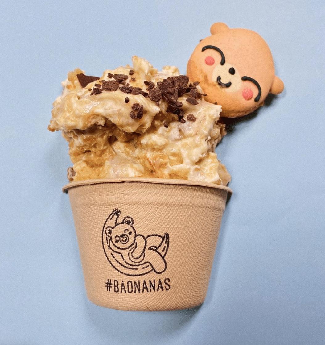 #Baonanas Banana Pudding