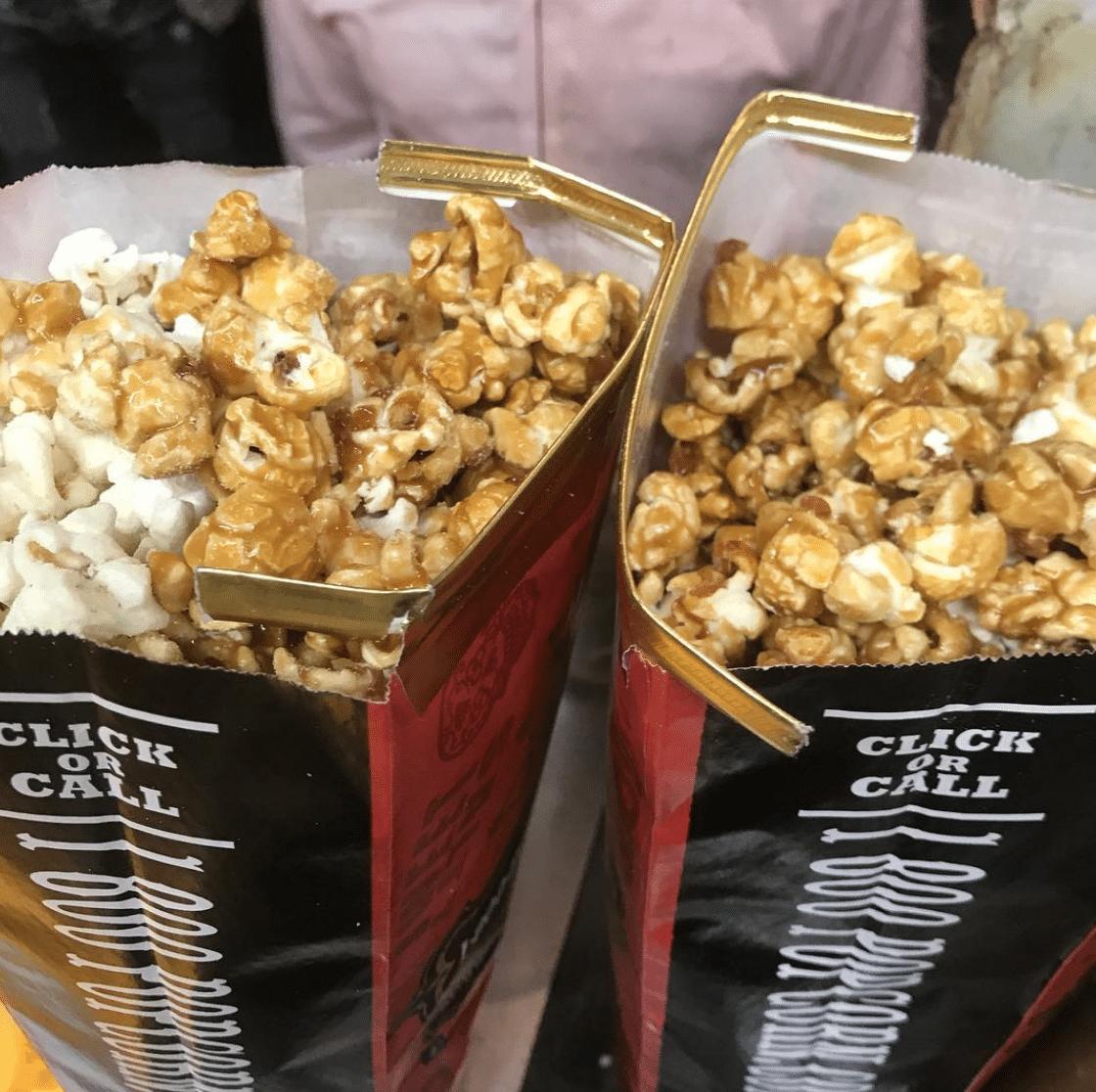 Popcorn Truck Catering New York