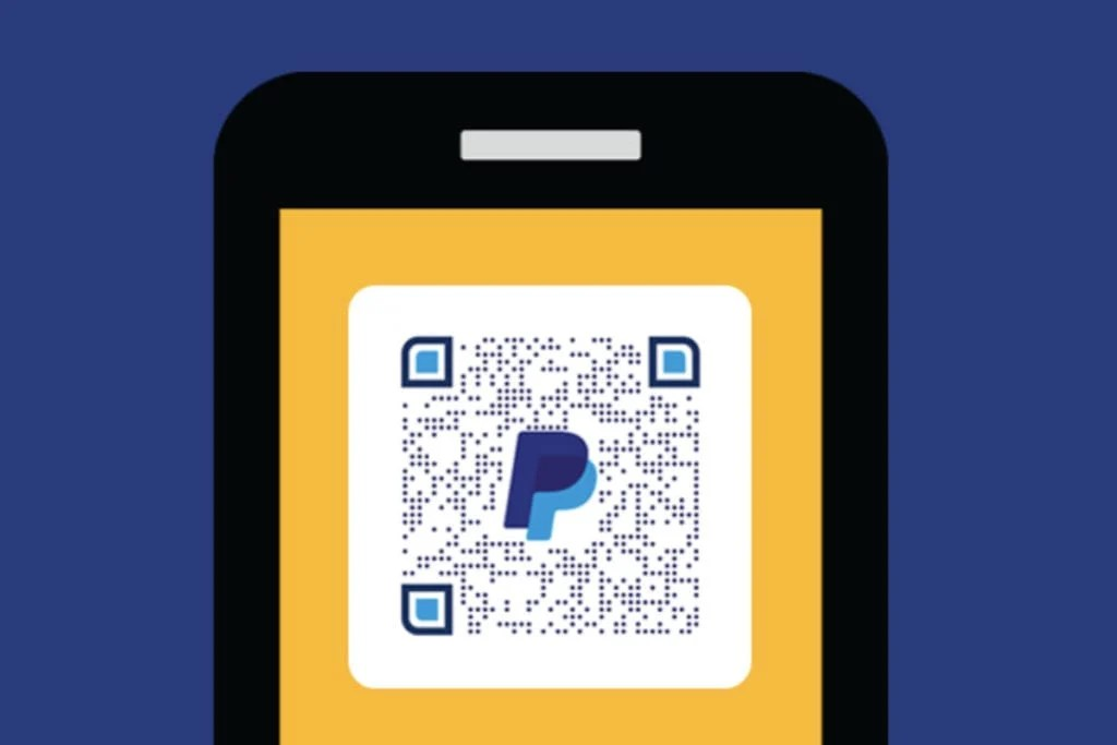PayPal QR Codes