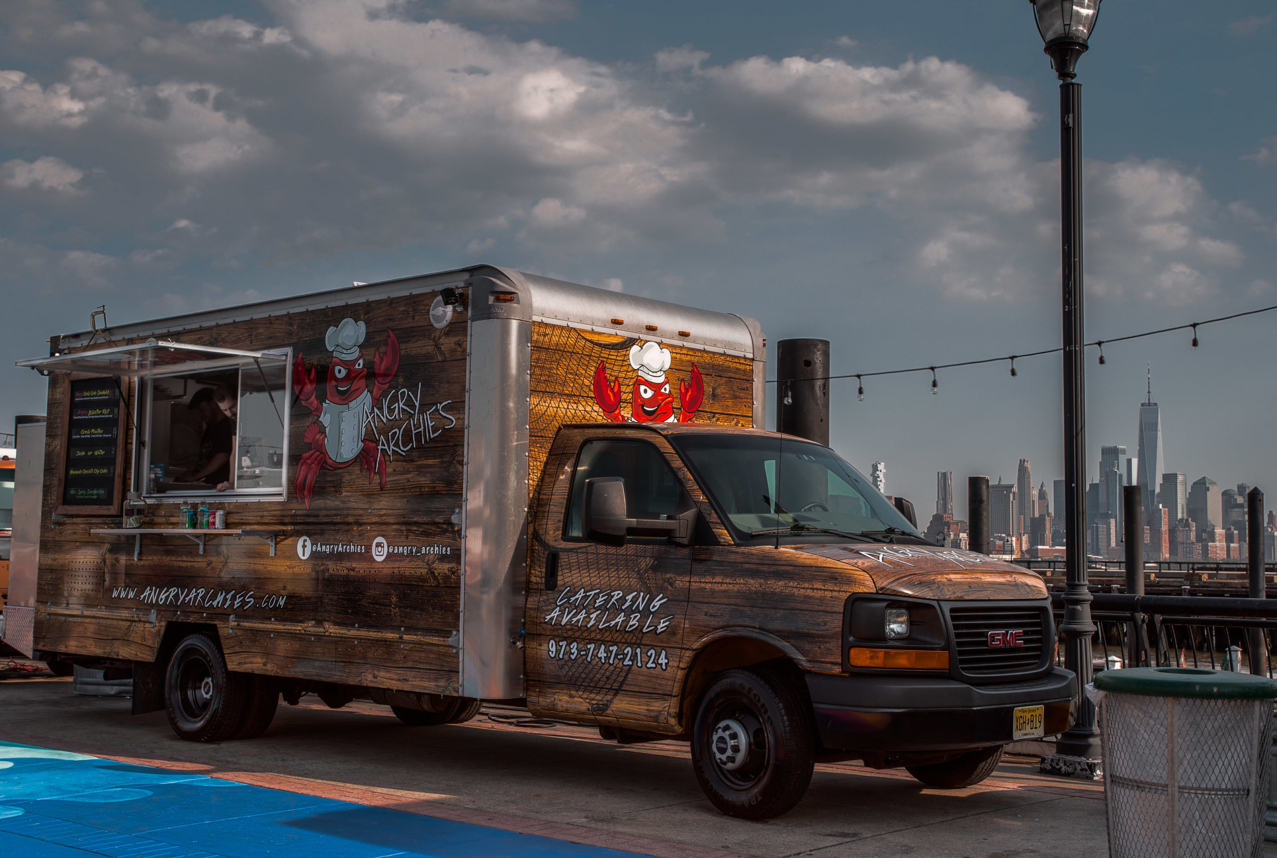 Angry Archie's Food Truck