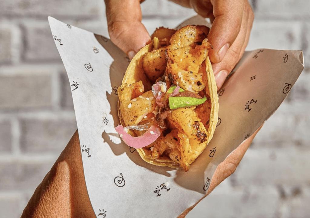Disco Tacos: Super Freak