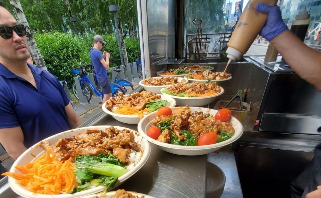 Asian Fusion Food Trucks in New York That Are 'Instaworthy'