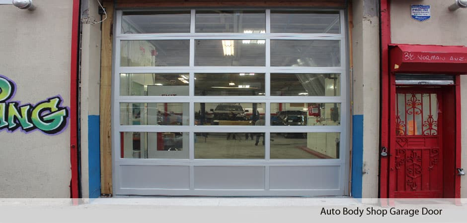 Residential & Commercial Garage Doors in Queens, NY
