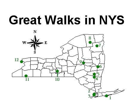 The Best Short Walks in New York
