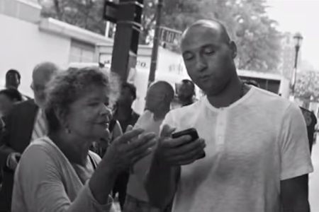 Derek Jeter Says So Long to New York With A Walk In The Bronx