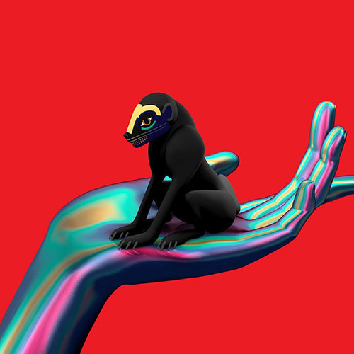 "SBTRKT Voices In My Head"" Featuring ASAP Ferg"