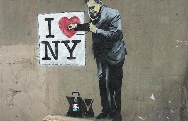 Banksy Does New York Airs Tonight