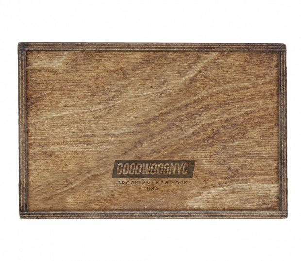 Good Wood NYC Releases Wooden Sneaker Boxes