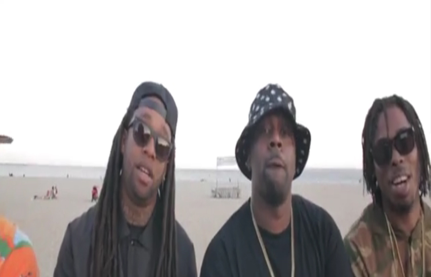 Smoke DZA feat. Ty Dolla $ign & Bluntsmoker - Pass Off (Official Music Video)