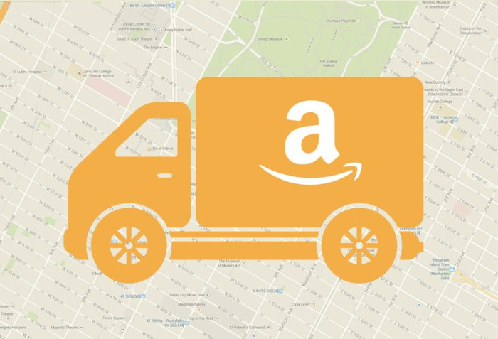 Amazon Prime Launches One Hour Delivery In New York City