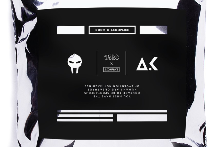 MF Doom x Akomplice To Release Mystery Collab