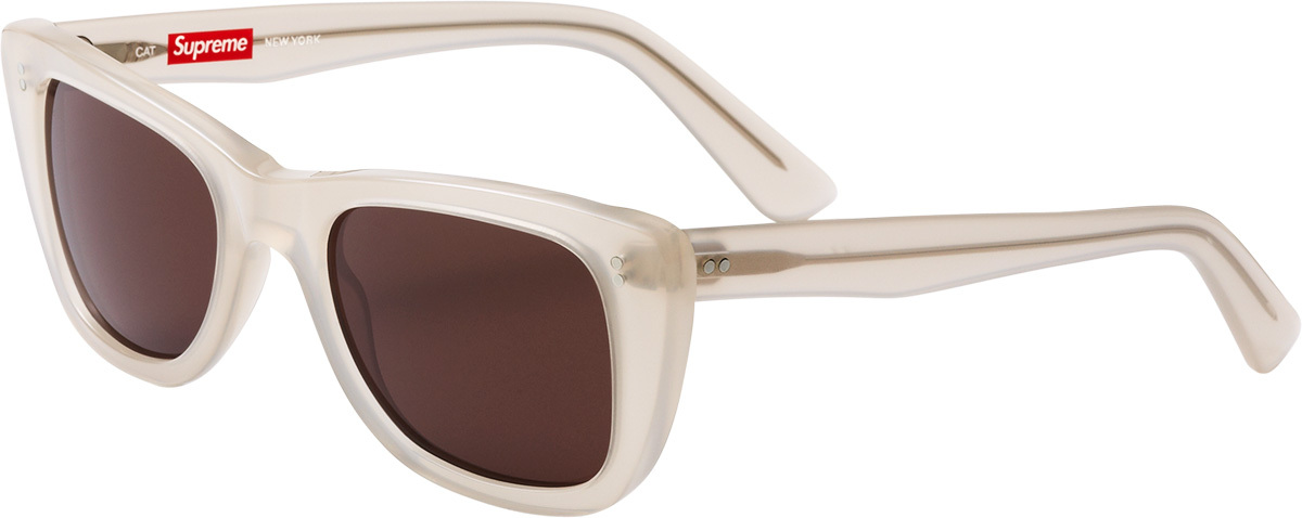 86c8f4f090e Supreme Sunglasses Frames Spring-Summer 2015 - NYGHTLY