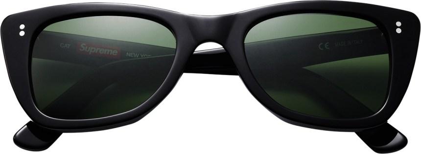 Supreme Sunglasses Frames Spring-Summer 2015