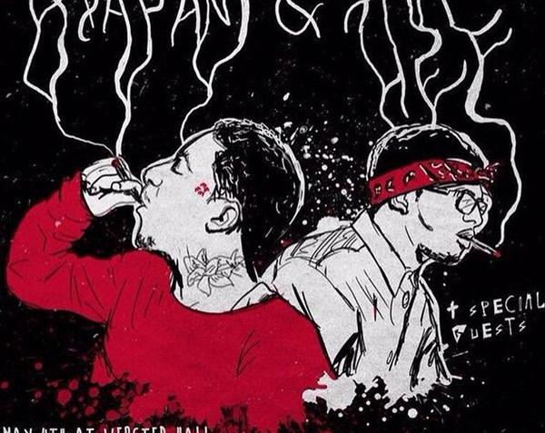 Tonight ASAP Ant Feat Sha Hef, Dougie F, B.I.C., DJ Michael Medium At Webster Hall