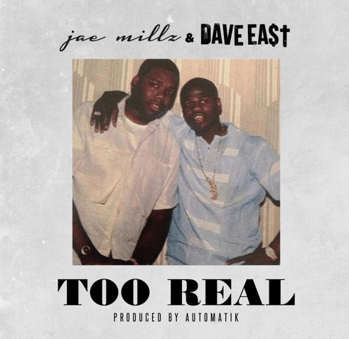 Jae Millz ft. Dave East – Too Real