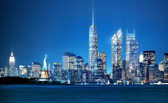 Eine Reise zum World Trade Center und zur 911
