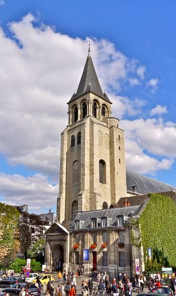 Entdecken Sie das Quartier Latin  SaintGermaindesPrs