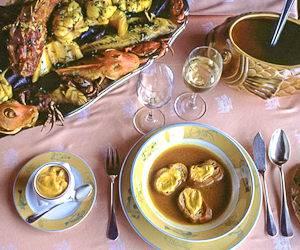 La culture gastronomique en Provence et les clbres
