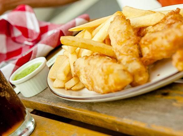 Fish  Chips a Londra cinque mete da non perdere  Il