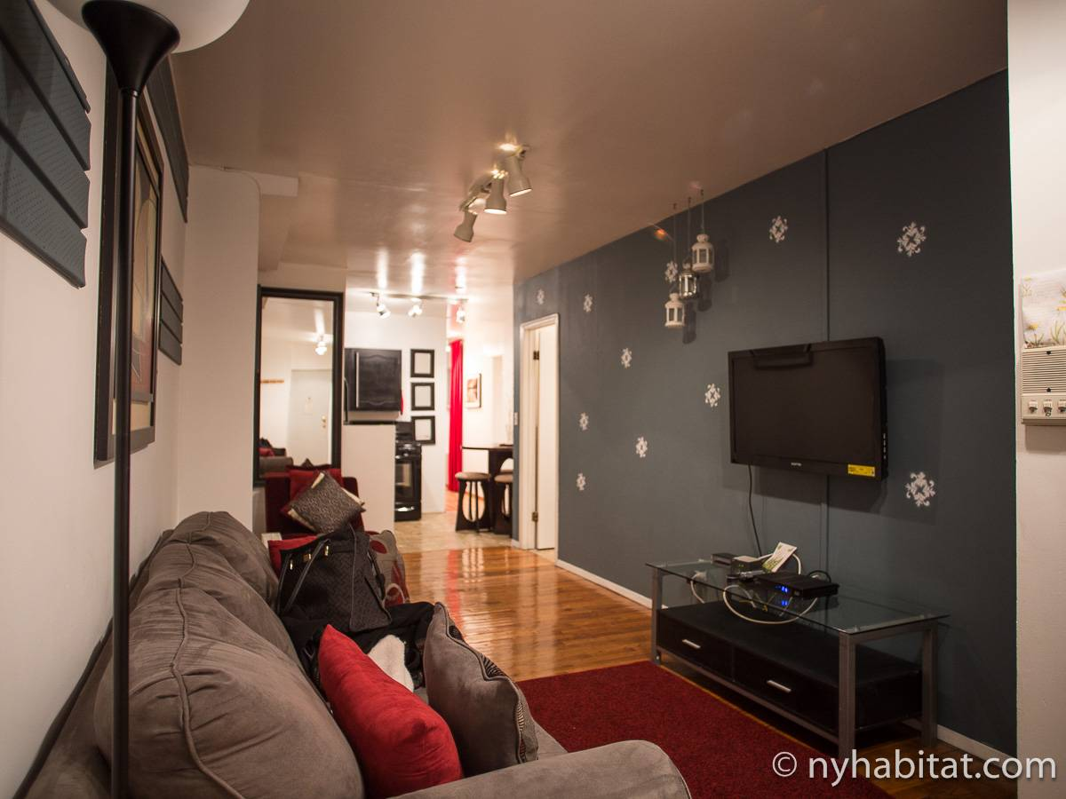 New York Apartment 2 Bedroom Apartment Rental in East Village NY203