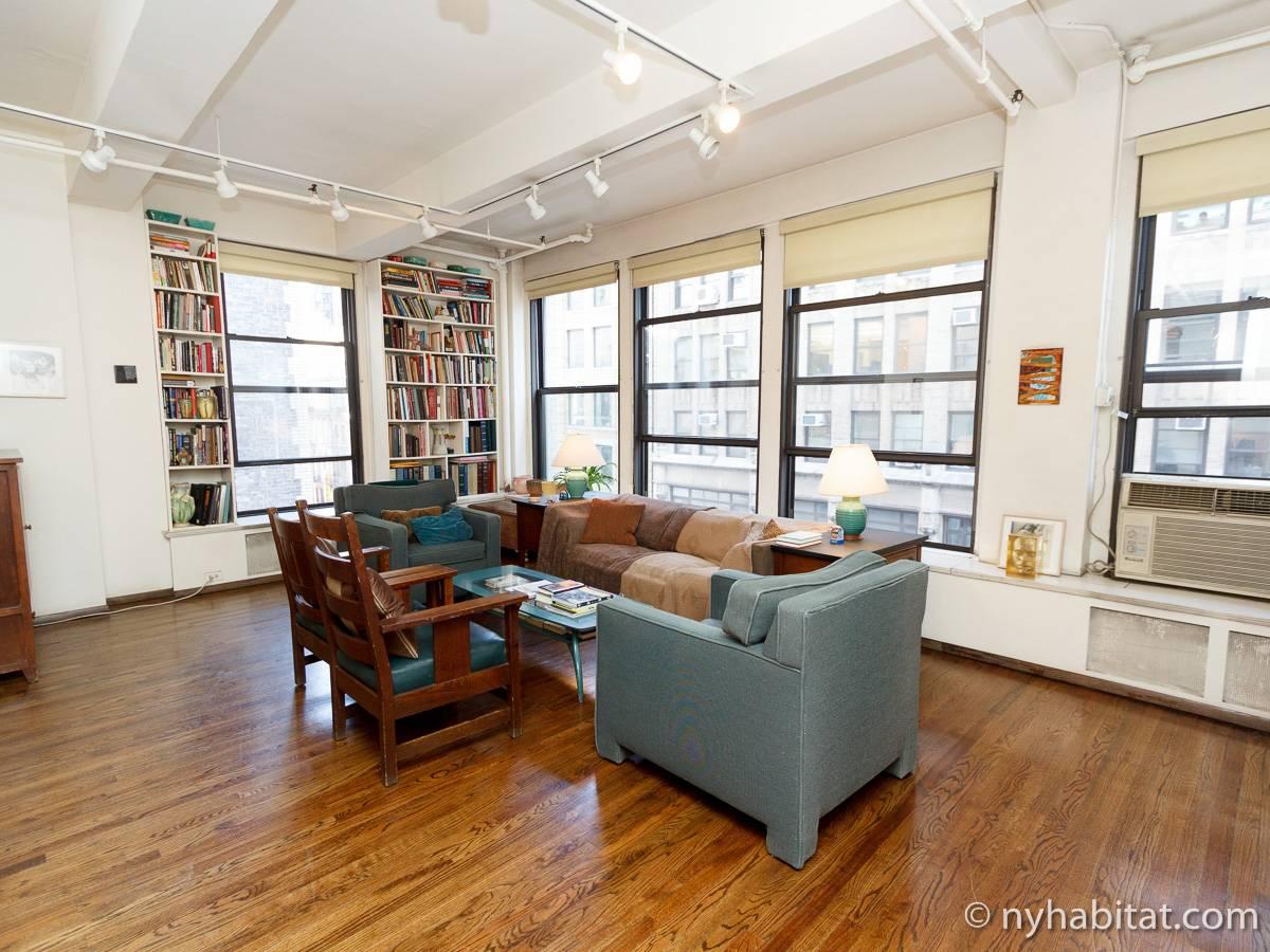 New York Apartment 2 Bedroom Loft Al In Chelsea Ny