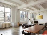 New York Apartment: Alcove Studio Loft Apartment Rental in