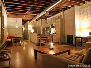 Logement  New York Location meuble  T2  Chinatown Lower East Side NY12282